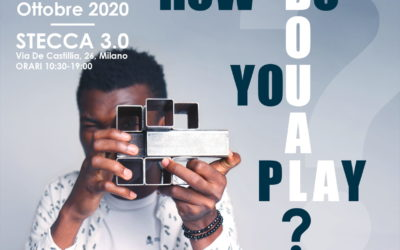 "Mostra ""HOW DO YOU PLAY?"" a cura di DONTSTOP Architettura"