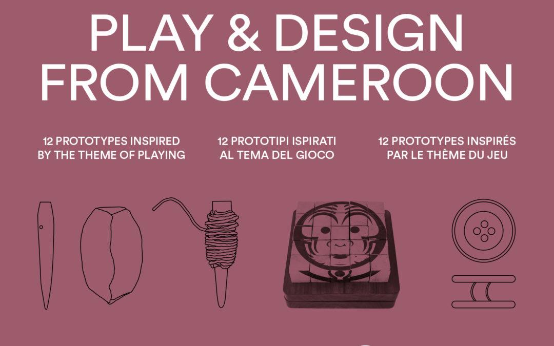 """Presentazione del libro """"Play & Design from Cameroon"""""""