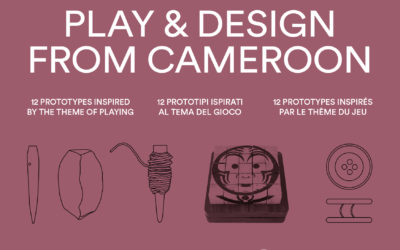 "Presentazione del libro ""Play & Design from Cameroon"""
