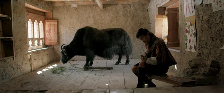 Lunana, A Yak In The Classroom di Pawo Choyning Dorji