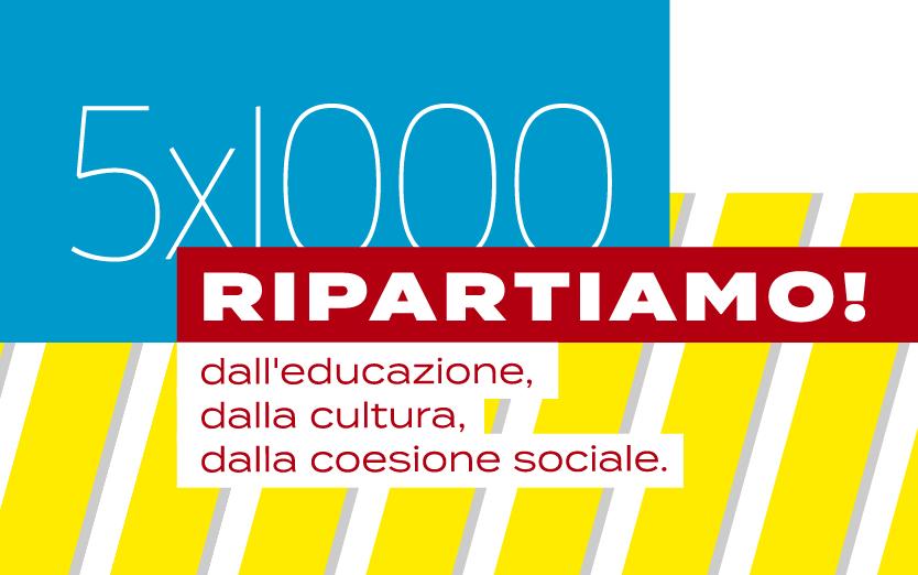 5×1000 – Campagna 2021