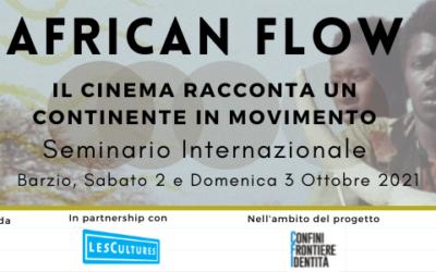 AFRICAN FLOW: il Cinema Africano di ieri, oggi e domani